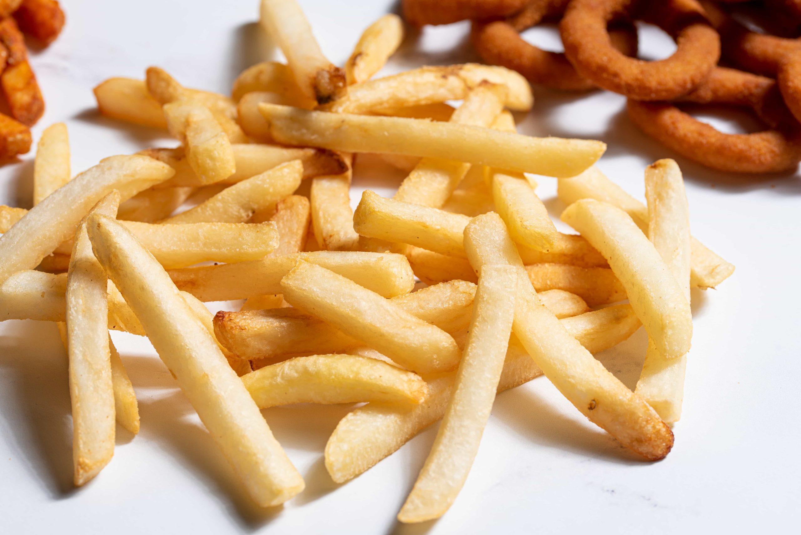 """Regular """"Large"""" Fries"""