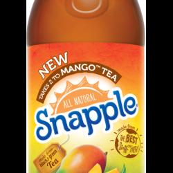 Mango Tea Snapple