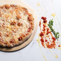Spelt Pizza 10″